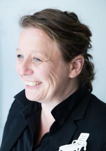 Portræt af Marie-Louise Kristensen. Foto: Kirstine Autzen