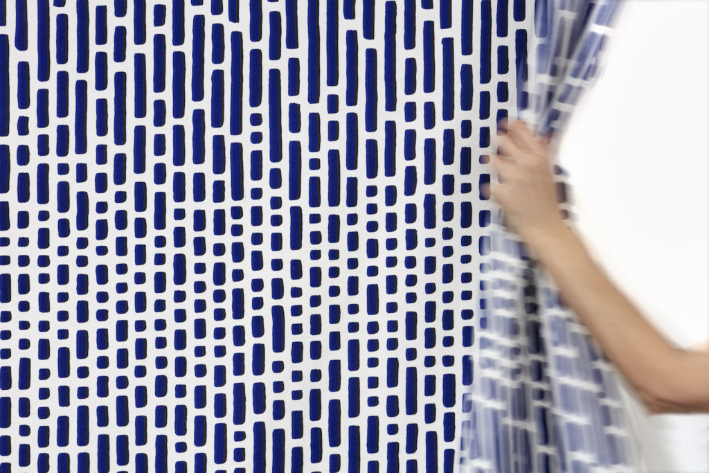 Foto: værk af Bitten Hegelund, udstiller på Biennalen for Kunsthåndværk & Design 2019. Fotograf Dorte Krogh.